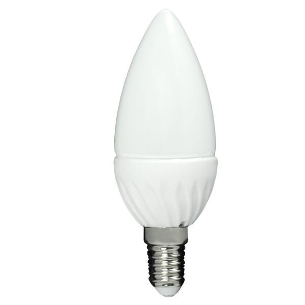 LED žárovka (patice E14) 3,5W - vyzařovací úhel 180°