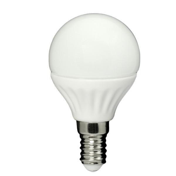 LED žárovka (patice E14) 3,5W - vyzařovací úhel 160°