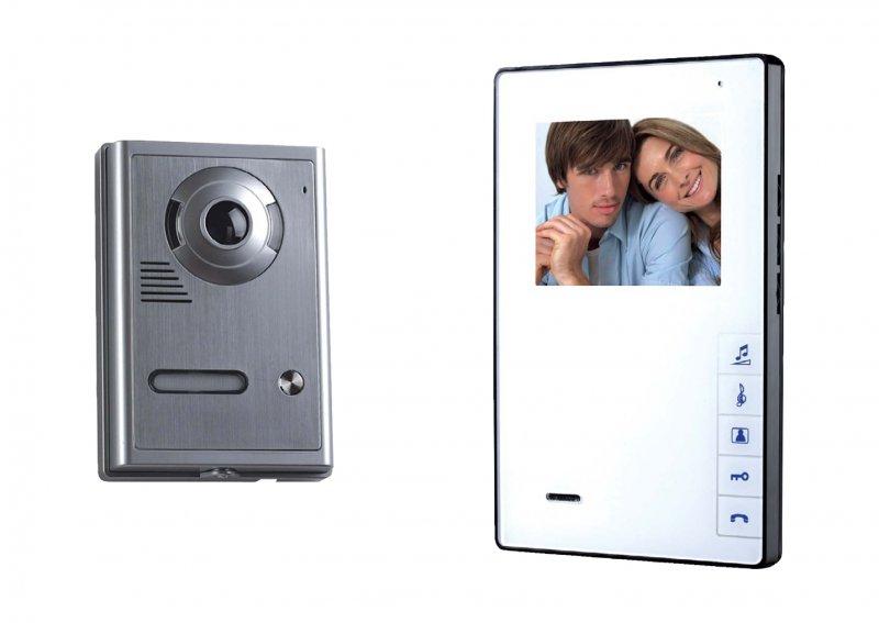 Sada barevného videotelefonu SBV 609 RTW