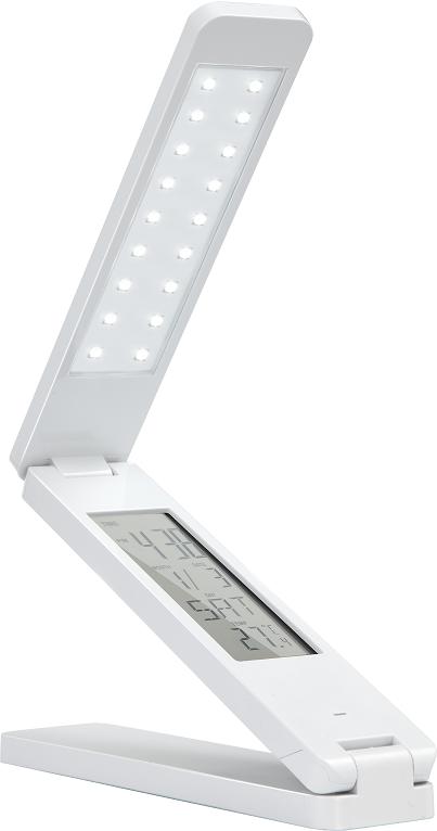 Stolní LED lampička SL-USB (bílá)