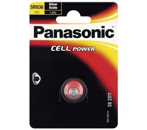 Stříbrooxidová baterie 70 Panasonic Cell Power SR936 (1ks v blistru)