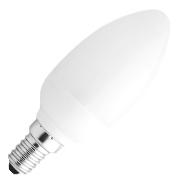 Úsporná žárovka SVÍČKA 7W E14