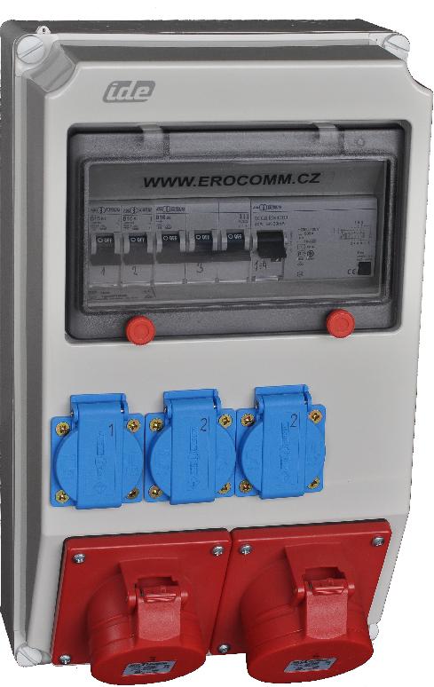 3d4789531 Zásuvkové rozvaděče | iElektra.cz - elektroinstalační materiál