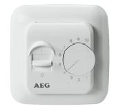 Elektronický termostat bez podlahového čidla FTE 902 SN pod omítku