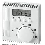 Elektronický prostorový regulátor RTEU 911