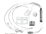Vestavný elektrický 2-bodový prostorový termostat RTi 100 M