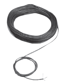 Samostatný topný kabel HC 800 S 3/L-17/L40 (40m)