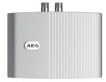 Malý průtokový ohřívač MTD 350