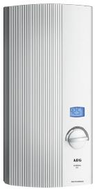 Průtokový ohřívač DDLE LCD 18