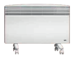 Mobilní nástěnný konvektor WKL 1503 F