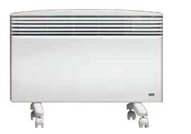 Mobilní nástěnný konvektor WKL 2503 F