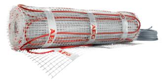 Podlahový temperační systém HMA 150 W/m2 - HMA TE 50 150/6