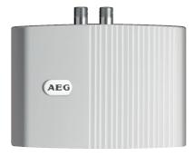 Malý průtokový ohřívač MTE 570