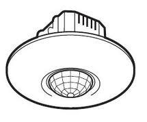 Automatický pohybový spínač Céliane 360°
