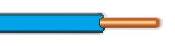 Vodič CY 10 (H07V-U 10) světle modrý