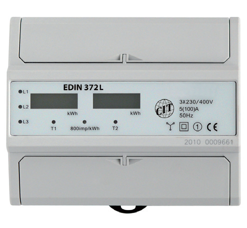Elektroměr EDIN 372L