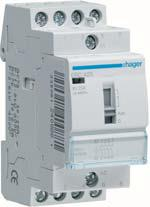 Relé ERC425, 4 spínací kontakty, 25A, 230V AC