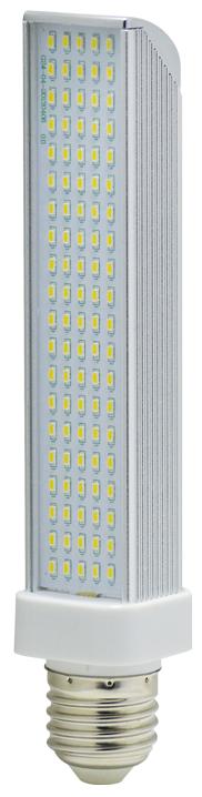 Úsporná LED žárovka SMD CL E27 (100 LED)