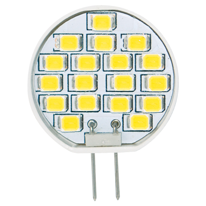 LED žárovka LED18 SMD 2835 JC 2 W - WW