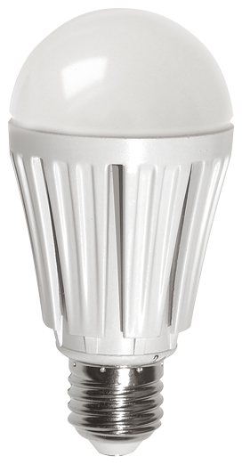 Úsporná LED žárovka SMD E27 (24 LED)