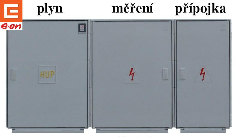 Rozvaděč HELGA 1E-N