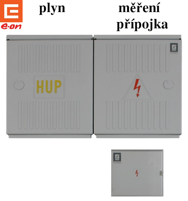 Rozvaděč HELGA 1G-P