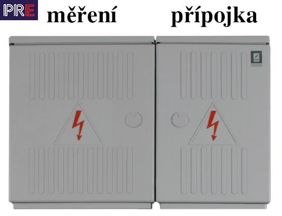 Rozvaděč HELGA 1L-P