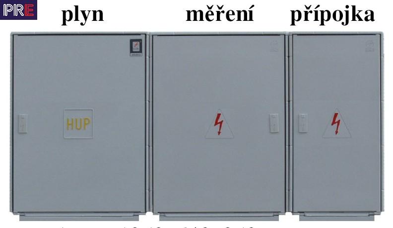 Rozvaděč HELGA 1M-N