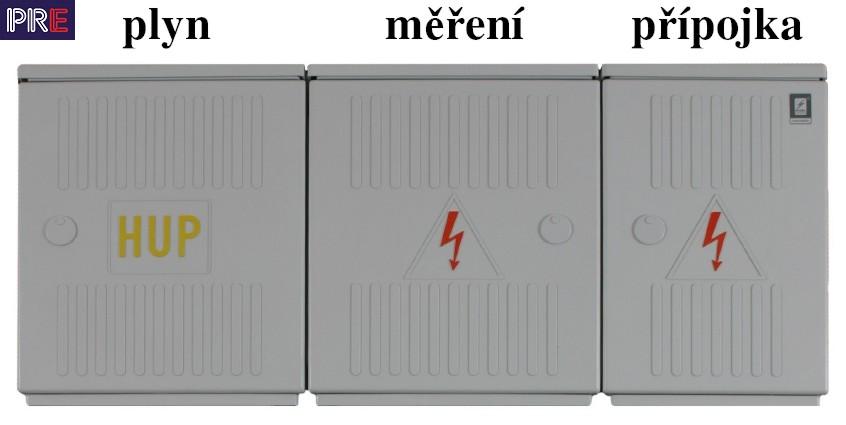 Rozvaděč HELGA 1M-P