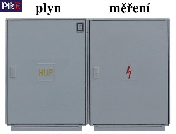 Rozvaděč HELGA 1N-N