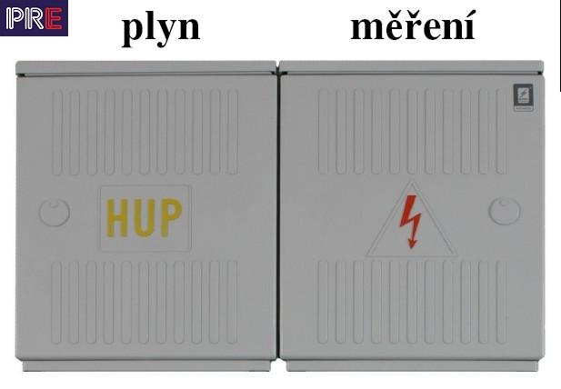 Rozvaděč HELGA 1N-P