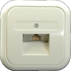 Datová zásuvka - Contact