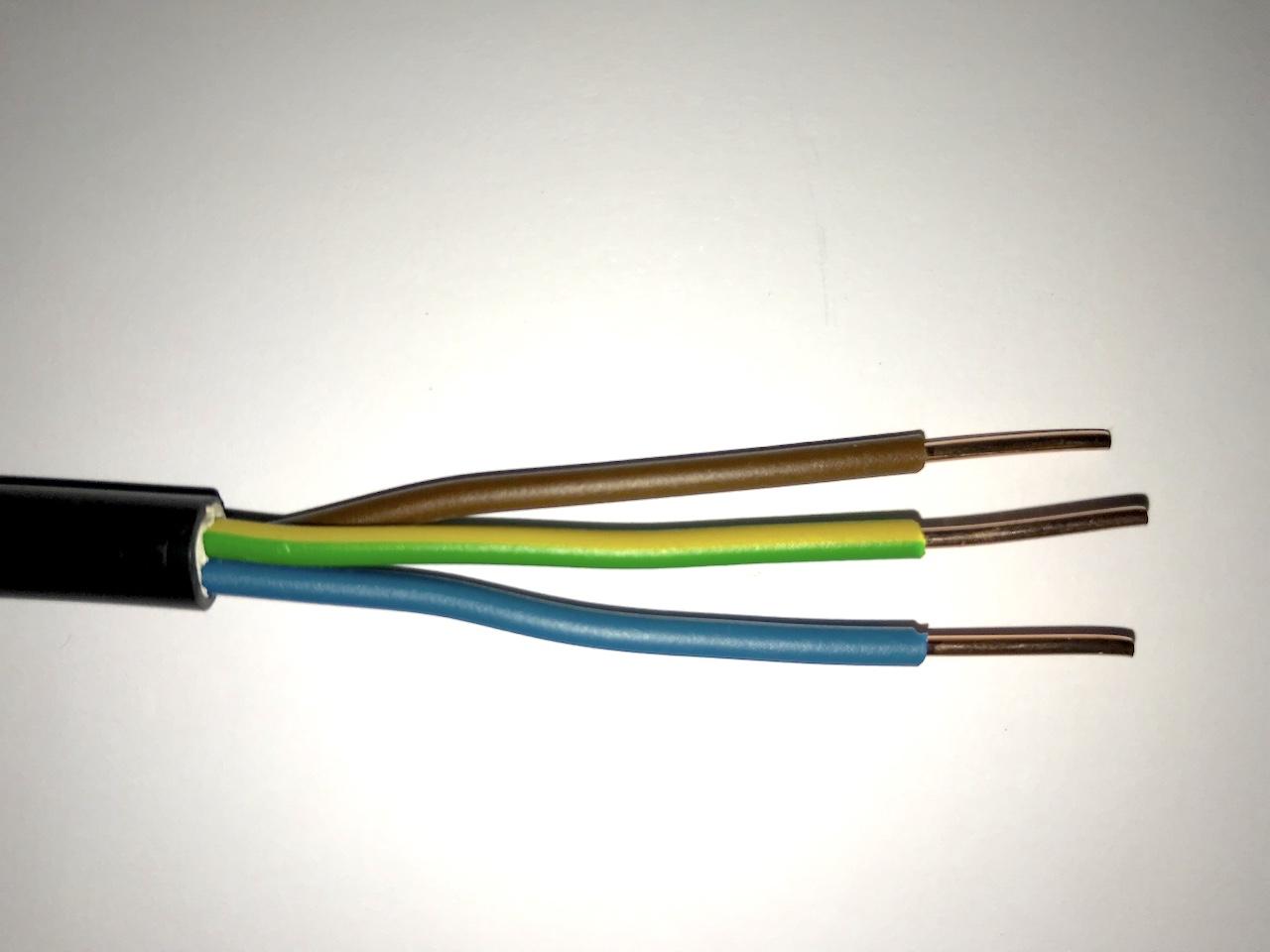 Kabel CYKY-J 3x2,5