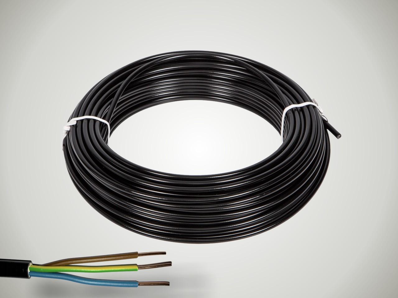 Kabel CYKY-J 3x2,5 (balení 100m)
