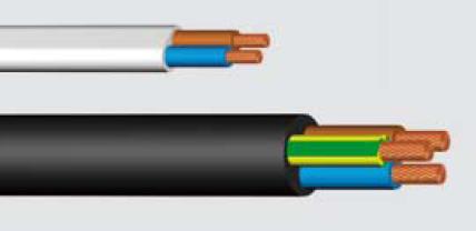 Kabel CYSY 4x1,5