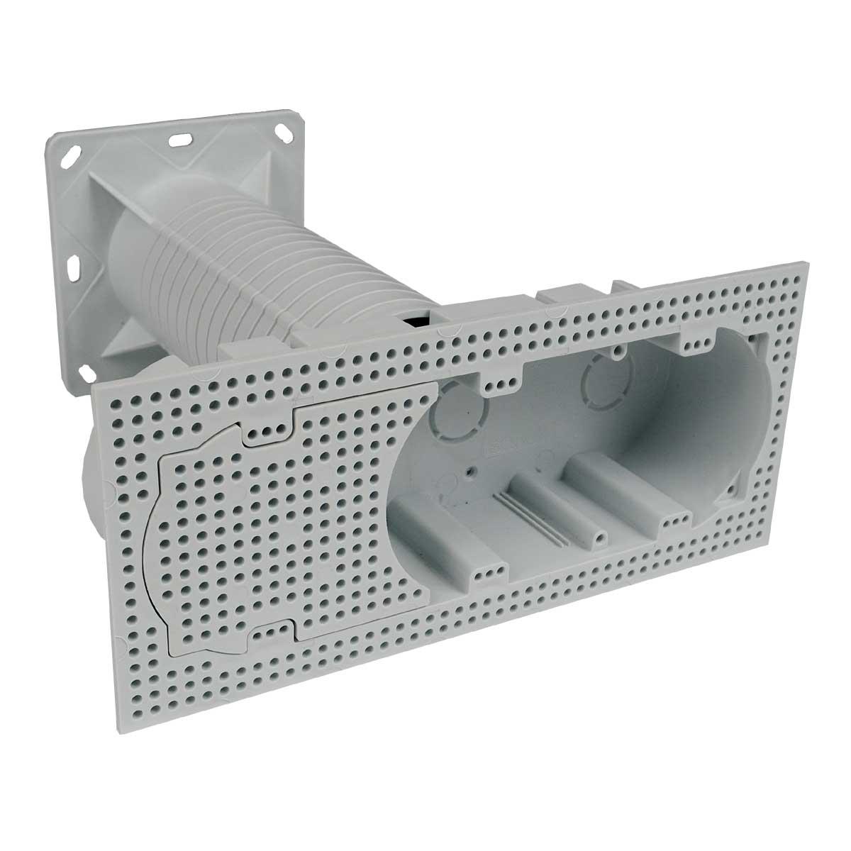 Krabice do zateplení vícenásobná (KEZ-3_KB)
