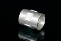Spojka pro ocelové závitové trubky lakované 16mm