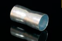 Spojka násuvná pro ocelové trubky lakované 16mm