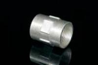 Spojka pro ocelové závitové trubky P13,5
