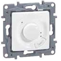 Prostorový termostat Niloé (bílá)