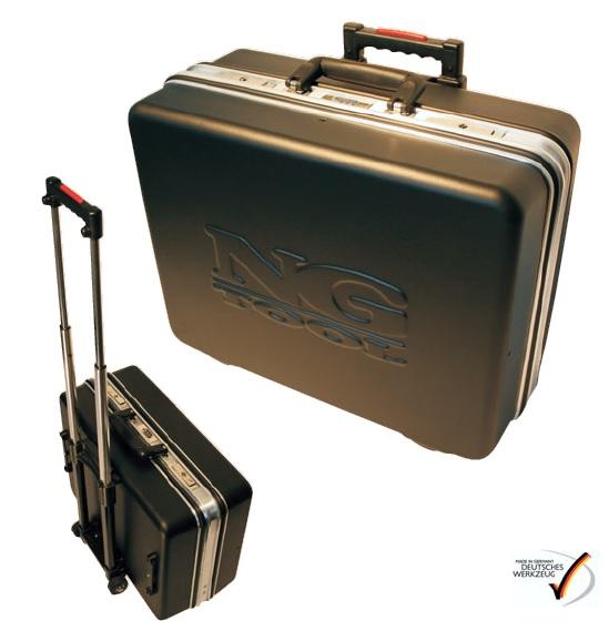 Kufr na nářadí Budget ABS - pojízdný