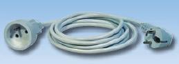 Prodlužovací kabel 5m / 1 zásuvka