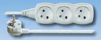 Prodlužovací kabel 3m / 3 zásuvky