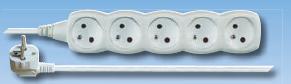 Prodlužovací kabel 3m / 5 zásuvek