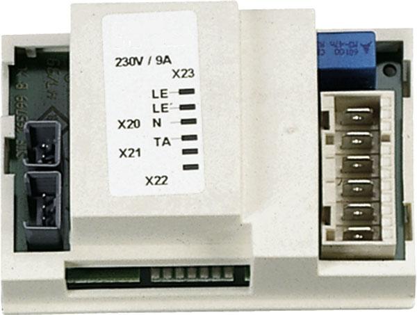 2 bodový regulátor teploty v místnosti RTI