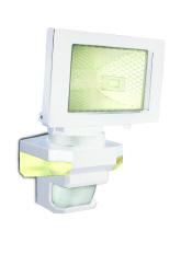 Reflektor VANA 150W se senzorem + LED (bílá) - studená bílá